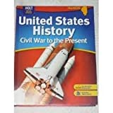 United States History, RINEHART AND WINSTON HOLT, 0030426537
