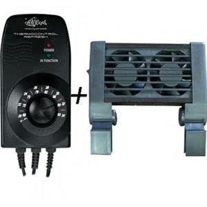 Haquoss Kit Ventilador Typhoon y thermocontrol Refresh ...
