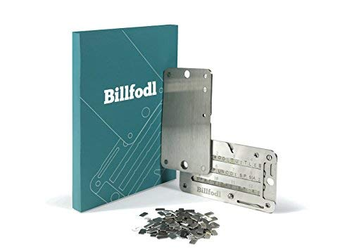 Steel Bitcoin Wallet for Hardware Wallet Backup