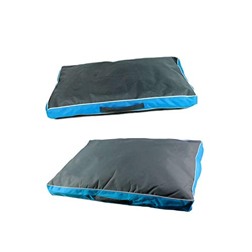 Dog Bed Cushion for Large Dog Oxford Cloth Puppy Breathable Waterproof Dog House Pad Pet Nest Sofa Blanket Mat for - Bunk 1200