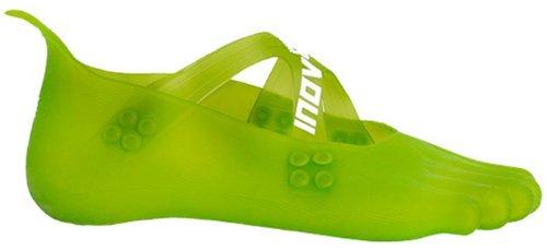 Inov8 Evoskin Barefoot Unisex Trainers Zapatos para correr Red