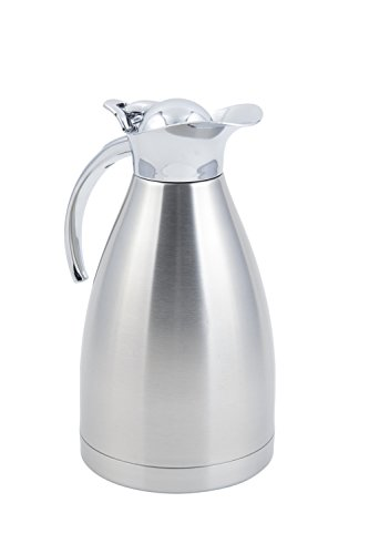 Bon Chef Satin (Bon Chef 4056S Satin Stainless Steel Insulated Server, 48-Ounce Capacity (Pack of 6))