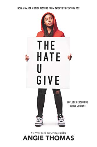 The Hate U Give (Top 10 African Authors Of All Time)