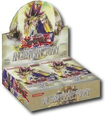 YuGiOh Ancient Sanctuary Unlimited Booster Box [Toy]