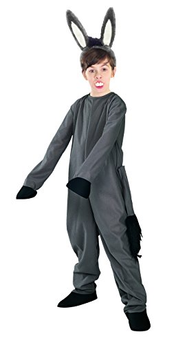 Shrek Child's Costume, Donkey Costume -