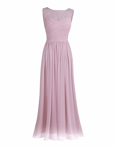 ea3ea5f6d9e43 YiZYiF Elegant Damen Kleid festliche Kleider Brautjungfer Hochzeit ...
