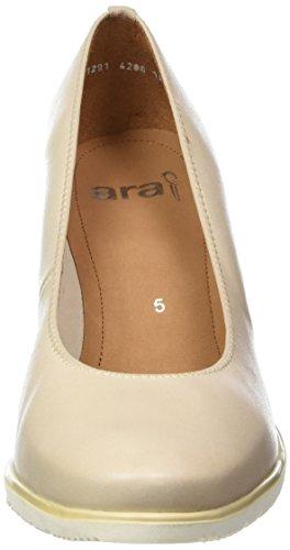 ara Grenoble - Zapatos de Tacón, Mujer Beige (natur 11)