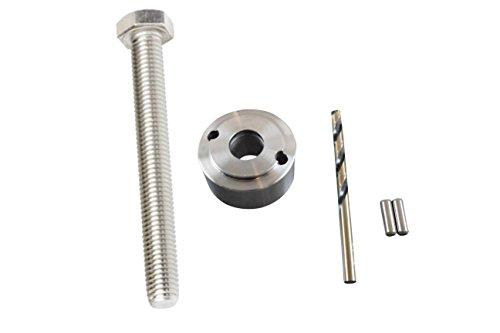 LS Crank Pin Kit LS Harmonic Dampener Pin Kit LS1 LS2 LS3 LQ4 LQ9 LSA 5.3 6.0, CPK10SS