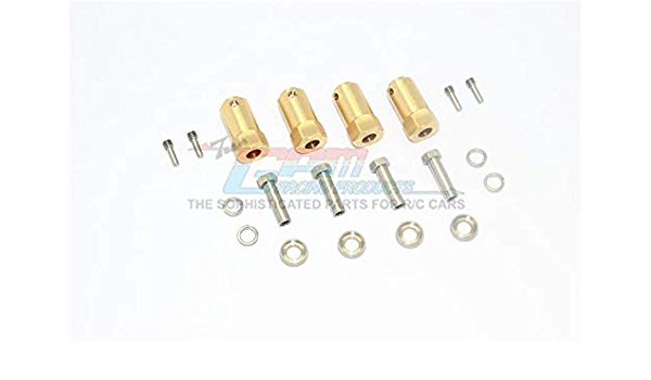 GPM Traxxas TRX-4 Upgrade Parts Brass Wheel Hex Adapters 23mm ...