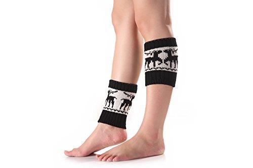 cortos Gaiter Leggings Patr Mujer Acvip Ywx1zfqXX