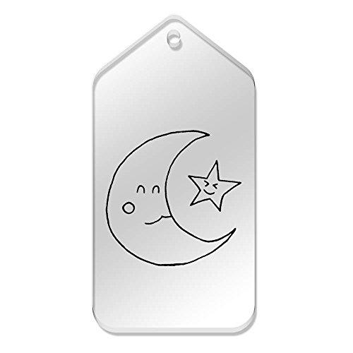 99 51 De Y 'luna Etiquetas 10 Azeeda tg00021942 Estrella' Claras Mm X Grande Uz1Cnqp