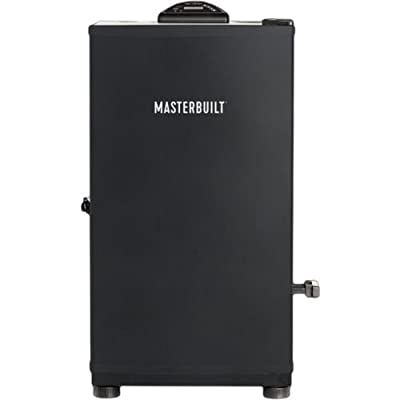 Masterbuilt MES 140B Digital Electric Smoker by Masterbuilt MES
