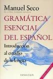 Gramatica Esencial del Espanol 9788423992065