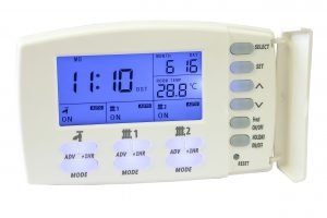 TOWER TFC GROUP THERMOSTAT THREE CHANNEL PROGRAMMER PR3 TOWER OPTIMUM