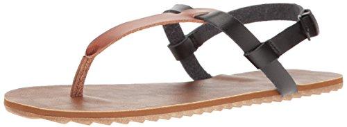 Gladiator Maya Volcom Women's Sandal Cognac S1wgYqzx