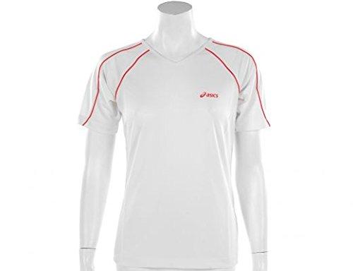 5c2b32d34af Asics - T-Shirt Swift Women S/S - Asics Hardloop T-shirt dames: Amazon.de:  Sport & Freizeit