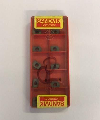 X10 Sandvik Hartmetalleinsätze H13A H215.44-090231-AAH H13A #HB2