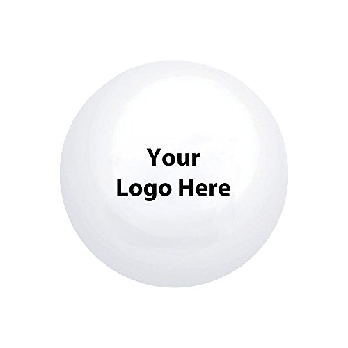 """Ball Stress Reliever - 100 Quantity - 1.25 Each - PROMOTIONAL PRODUCT/BULK/BRANDED with YOUR LOGO/CUSTOMIZED. Size: 2-3/4"""" Diamter -"""