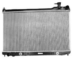 03 infiniti g35 sedan radiator - 9