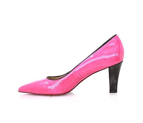 Escarpins rouge femme Fuchsia pour fuchsia Heels Diamond AzqI55