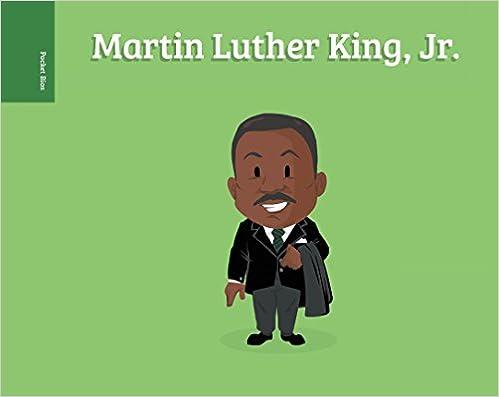 Pocket Bios Jr. Martin Luther King