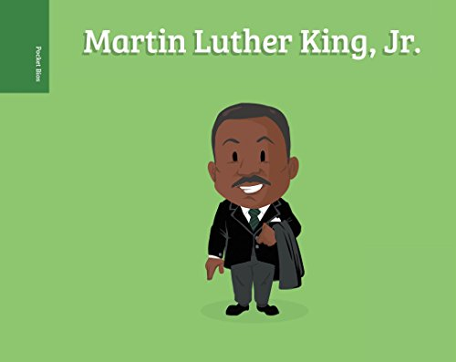 Pocket Bios: Martin Luther King, Jr. (Martin Luther King Jr Bio For Kids)
