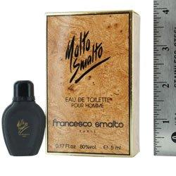 - MOLTO SMALTO by Francesco Smalto for MEN: EDT .17 OZ MINI (note* minis approximately 1-2 inches in height)