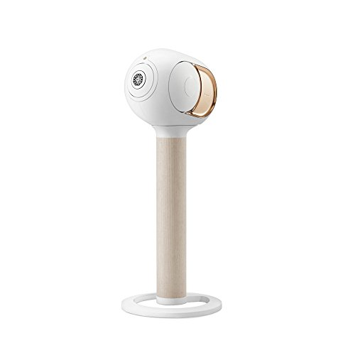 Devialet Accessory - Tree - Wireless speaker stand for Phantom - Wood (Stands Speaker Audiophile)