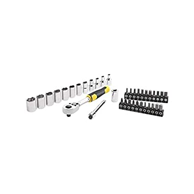 Stanley STMT82672-0-12 1/4 Drive Metric Socket Set (37-Pieces) -by GerOil 6