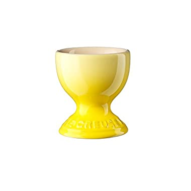 Le Creuset Stoneware Egg Cup, 2-Inch, Soleil