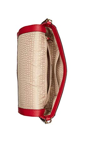 Kate Crossbody York New Carpet Place Red Spade Alek Tilden Handbag Leather rSBfrqwW