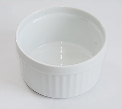 白い食器「ココット」