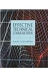 Effective Technical Communication 9780070194311