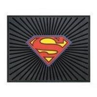 Superman Logo Utility Mat 14 by Plasticolor