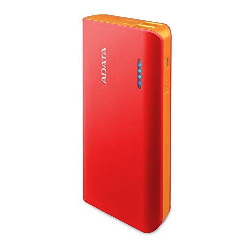 ADATA APT100 Banco de Energía PT100, 10000mAh, color Rojo