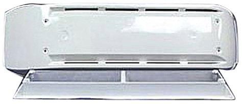(Norcold Inc. Refrigerators Norcold Refrigerators 622293CBW Polar White Roof Vent Cap)