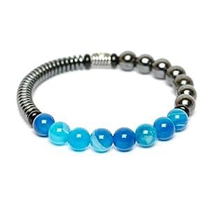 Adam 925 Silver 17 mm Mare Beaded Bracelet