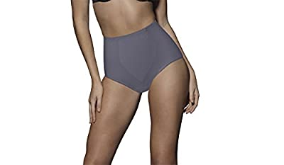 Bali Women's Smoothers Shapewear 2 Pack Cotton Brief with Light Control from Bali Women's IA- Shapewear