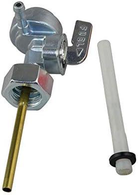 Fuel Gas Tap Fit Honda Cx500 CL350 CJ360T CB550K 16mm Petrol Tap Petcock
