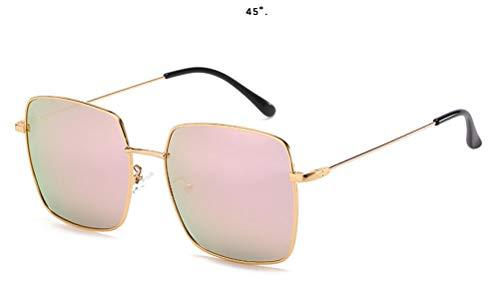 Vintage Soleil gold1 Lennon Lunettes Retro Style du InspiréEs PolariséEs De Lunettes B85qgg