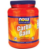 Now Foods, Carbo Gain 100% Com...