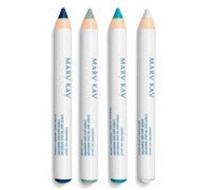 Mary Kay Classic Navy Blue Weekender Eye Pencil Liner & Sharpener Lmt Ed NIB