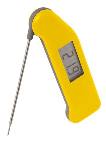 Thermometer And Probe Yellow by Paderno