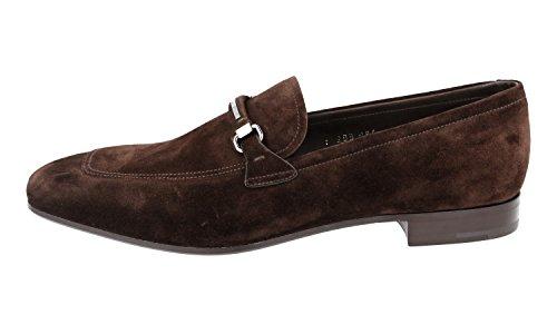Prada Heren 2db084 103 F0003 Lederen Zakelijke Schoenen