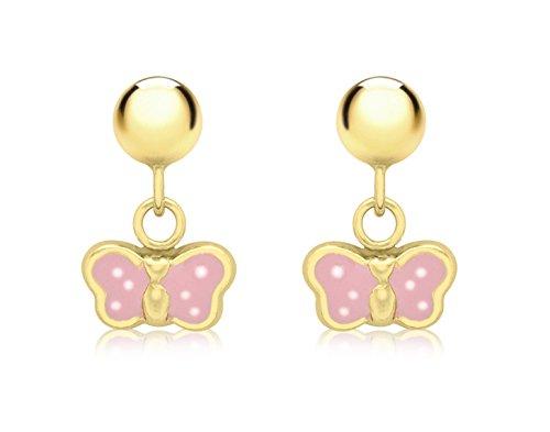 Carissima Gold - Boucles d'oreilles - Or jaune - 1.58.9139