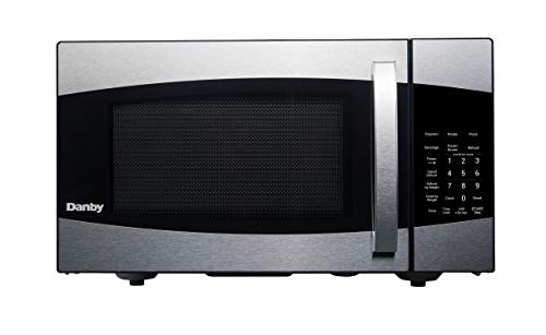 Danby Products DMW09A2BSSDB/99LD Microwave Oven, 0.9 cu.ft.