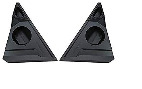 SSV Works SS-F65U Polaris Slingshot Kick Panel Speaker Pods 2015-17 Unloaded