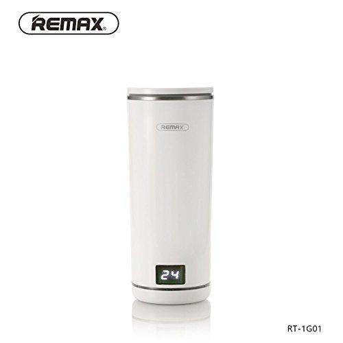SAMI STUDIO Drink Water Reminder,350ml Smart Cup Health Sensor Drinking Reminder Alarm with LED Screen Display