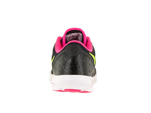 Zapatillas Nike Para Mujer Core Motion Tr 2 Cross Trainer Negras / Hyper Pink / Antracita / Volt