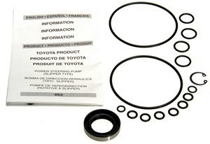 ACDelco 36-351810 Professional Power Steering Pump Seal Kit with Bushing, Seals, and Snap Ring